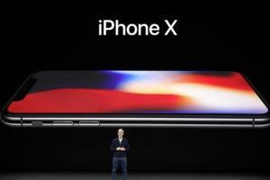 애플, 아이폰X 공개 후 시가총액 50조 증발