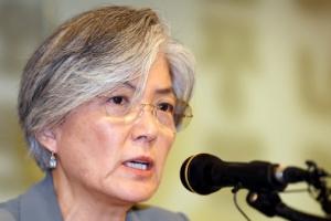 강경화, 취임후 첫 유엔 공식방문…정상외교 보좌에 주력