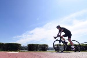 [서울포토] '자전거 타기 좋은 날'