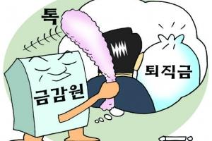 징계 없이… '징역형' 김수일 사표 처리해준 금감원