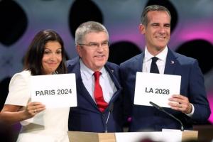 7년 뒤 파리올림픽선 '에펠탑 마라톤' 본다