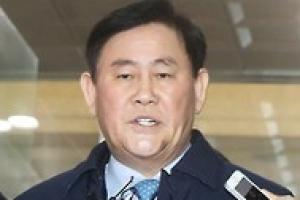 """최경환 """"박前대통령 지키지 못해 회한…끝까지 함께할 것"""""""