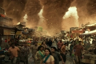조작된 기후, 지구의 대재앙…'지오스톰' 1차 예고편…