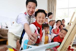 아시아나, 中 리장시 소학교에 새 교실 기증