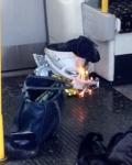 영국 런던 지하철 열차서…