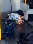 출근길 런던 지하철 폭발……