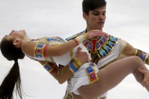 [포토] 은반 위 관능적 댄스