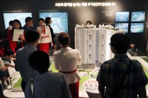 """""""아파트값 거품 빼자""""… 민간 택지도 분양가 상한제"""