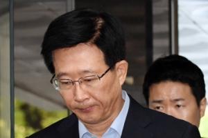 [서울포토] 국정원 '댓글 부대' 민병주 영장실질심사 출석