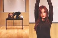 엘리스 소희의 선미 따라잡기…'가시나' 댄스 커버 …