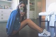 18세 소녀 모델, 소피 머드 '화제'