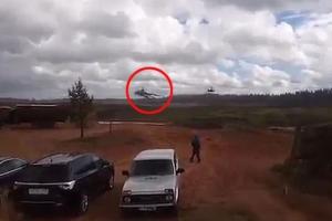 민간인 향해 로켓 발사한 러 공격용 헬기 사고 논란