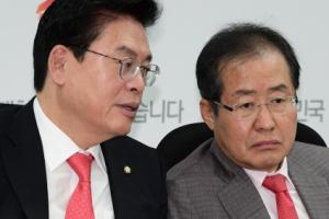 """자유한국당·바른정당 """"문정인·정의용 해임해야…송영무는 자진사퇴"""""""