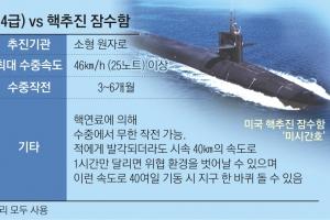 北SLBM 잡는 핵잠수함 건조 논의 탄력… 靑, 일단 선긋기