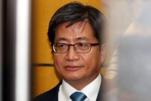 [포토] 임명동의안 표결 앞둔 김명수