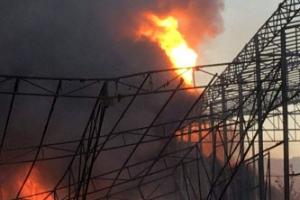 경기 광주 포장 완충재 공장서 폭발 동반 화재…소방관 포함 21명 부상