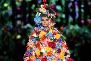 [포토] 꽃이 된 모델