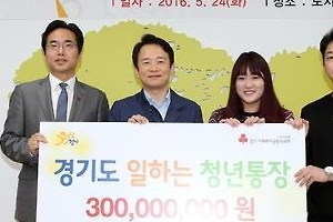 경기도 청년통장 마감 25일 오후 6시까지로 연장