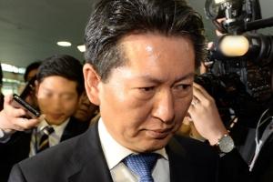 """정청래 """"전직 국회의원 아들 성추행사건은 제 아들…깊이 사과"""""""