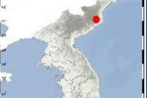 """기상청 """"북한 함북 길주서 규모 3.2 지진…자연지진 결론"""""""