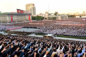 [한반도 긴장 고조] 리용호 폭언·평양 10만명 '반미결전'… 유엔 기구엔 '지원 호…
