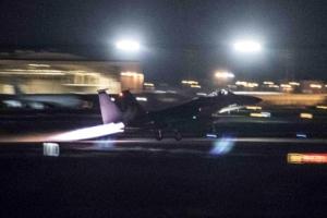 美, 간밤 B-1B 폭격기 2대 또 한반도 전개(1보)