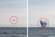 이탈리아 에어쇼 비행 중 전투기 추락해 조종사 사망