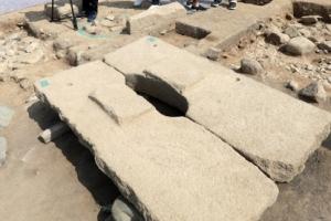 통일신라시대 '수세식 화장실' 사용했다...8세기 화장실 유적 경주서 발견