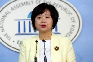 """정의당 이정미 대표 """"원안에서 후퇴돼 법인세 인상 반대 표결"""""""