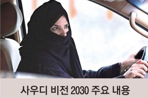 """""""여성이여, 엑셀 밟으시오""""… 운전 허용한 사우디 '경제 엑셀' 밟는다"""