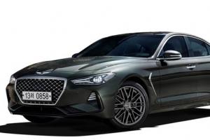 'G70'   일주일만에 3000대 판매 돌풍
