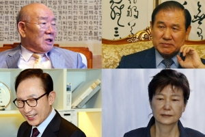 청와대, MB에게 추석 선물…박근혜 전 대통령에겐 못 보낸 이유는?