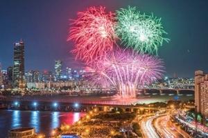 2017 여의도 불꽃축제, 오늘 저녁 7시 20분 시작…10만여발 불꽃쇼