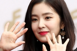 [포토] 레드벨벳 아이린, 시크한 손인사