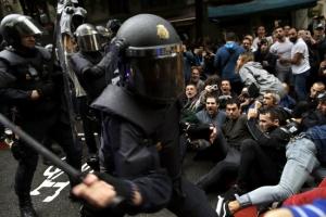 투표함 압수·고무탄 쏜 스페인 정부… 멀고 먼 카탈루냐 독립