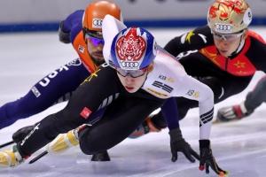 최민정·임효준, 쇼트트랙 월드컵 1,000m도 동반 금메달