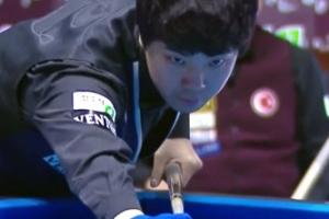 김행직 세계랭킹 3위로…한국 사상 첫 월드컵 2연속 우승