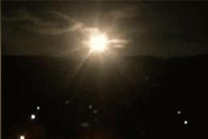"""중국 윈난에 대형 운석 낙하…NASA """"공중서 540t 규모로 폭발"""""""