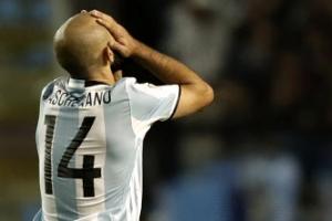 매시의 아르헨티나, 러시아 못가나