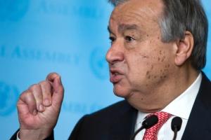 """""""사우디는 아동살상국"""" 유엔, 블랙리스트에 추가"""