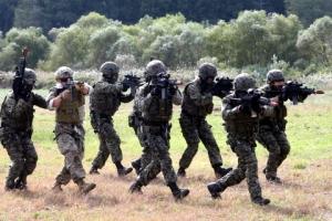 [포토] 특전사 대원들의 침투 작전