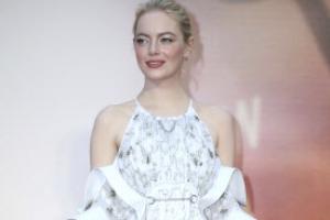 [포토] 엠마 스톤, 우아한 드레스 자태