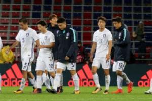 한국 축구, FIFA 랭킹 60위권 밖 추락 전망…월드컵 '죽음의 조' 우려