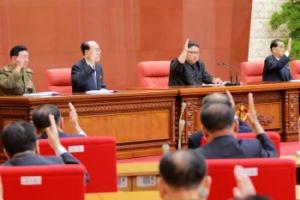"""김정은 """"핵·경제 병진 지속""""…김여정 정치국 후보위원에"""