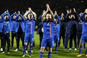 '인구 34만' 아이슬란드, 첫 월드컵 본선행…세르비아도 합류
