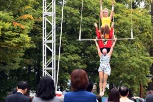 [서울포토] '컬처 쇼크'…문화예술 행사 '월드 컬처 콜라주'