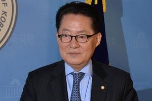 """박지원, 탈당 가능성 시사…""""소통도 없이 밀어붙이나"""""""