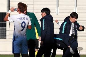 한국 대표팀, 모로코 평가전서 1-3 완패…유럽 원정 2연패