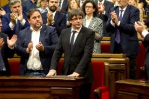 """스페인 """"카탈루냐 독립선언시 무력 사용할 것"""""""