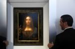 다빈치의 '예수 초상화'…